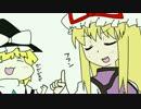 【東方手書きショート】ブチギレ!!れいむちゃん☆361