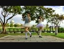 【のりこXあおい】 夏色えがおで1,2,Jump!【踊ってみた】