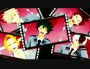 【MMDヒロアカ】緑谷&爆豪&轟&切島&上鳴で【Love Hunter】