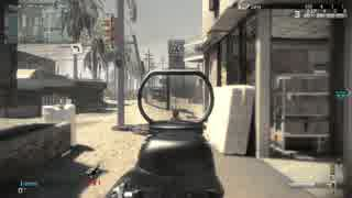 【CoD:Ghosts】 スクワッドモード Search and Rescue @ Octane