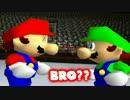 [スーパーマリオ64]Supah Star Rap Battles of EPICNESS-マリオ vs ルイージ-