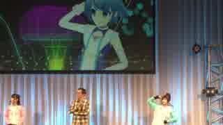 【AnimeJapan 2017】『直感×アルゴリズム♪』制作発表ステージ