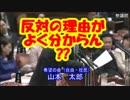 3月27日  参議院予算委員会 山本太郎  反対答弁