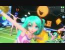 【PDAFT】SING&SMILE(PV撮影再現) チア&Vパン&クイン・ビー