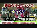【鉄血のオルフェンズ】フラウロス、獅電+ 解説 【ゆっくり解説】part13
