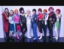 【あんスタ】ユニットリーダーで泡沫サタデーナイト!踊ってみた thumbnail