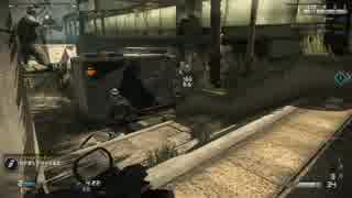 【CoD:Ghosts】 スクワッドモード Blitz @ Strikezone
