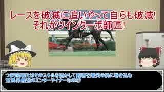 ゆっくり日本競馬史part10【破滅の大馬鹿師匠と奇跡の復活編】