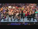 【WWE】25人参加アンドレ杯バトルロイヤル【WM17】