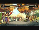 (Skullgirls)スカルガールズ 対戦動画139 イライザ VS ヴァレ