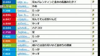 【ch】うんこちゃん『雑談』【2017/04/04】