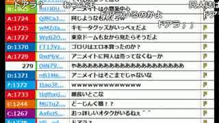 【ch】うんこちゃん『あ』1/3【2017/04/04】