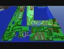 【ポケモンDPPt】シンオウ地方を作りたい42【ゆっくりminecraft】