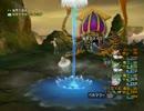 【DQX】海冥主メイヴ3のペア&サポ討伐(自僧占い、サポは両手戦2)