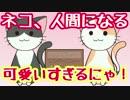 【ぬこしば実況】猫好き必見のフリーゲーム!ネコ、人間になる【単発】
