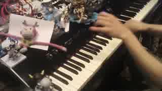【ピアノ】 「青空のラプソディ」 を弾いてみた 【メイドラゴンOP】