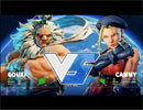 5.STREET FIGHTER V 【YOUDEAL STREET FIGHTER ALLBATTLE#1】