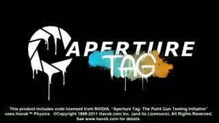 【実況】 おねーさんと Aperture Tag Chamber 01【日本語字幕付】