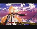 【MMD】 SAO・アスナ&ユウキ・ユナでARROW