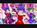 【MMD】ラブソングは止まらないよ【TAKASHIカバー】