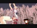 【MMD】ムチムチナースコスで 千本桜