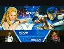 NCR2017 スト5 WinnersSemiFinal Punk vs LPN