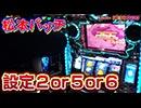 松本バッチの回胴Gスタイル3 VOL.1(2/2)パチスロ エウレカセブンAO