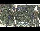 H29板妻駐屯地 至近距離射撃技術訓練展示
