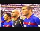 ユーロ2004 フランスvsイングランド