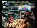 GGXX#R さんま(ジョニー)vsコイチ(ミリア)