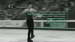 注釈付 -Hope & Legacy- 羽生結弦 201