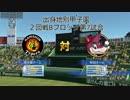 【出身地別甲子園】南大阪 - 秋田【2回戦Bブロック第7試合】12日目