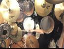 【ドラム視点ver.】バンドで進撃の巨人OP3『心臓を捧げよ!/Linked Horizon』を演奏。流田Project