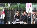 【日侵会】反天連カウンター1 菊川あけみ氏【2017/4/29】