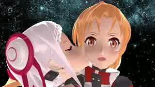 【MMD】歌姫ユナ(SAO)熱唱『Tears』