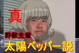 真・野獣先輩太陽ペッパー説.chiliana