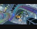 【マリオカート8DX】(タイムアタック)レインボーロードを本気で走れ私