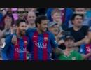 【16-17ラ・リーガ:第36節】 バルセロナ vs ビジャレアル