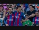 FULL高画質【16-17ラ・リーガ:第36節】バルセロナ vs ビジャレアル(前半)