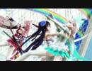 【崩壊3rd-MMD】八重櫻・芽依・キアナで「ライアーダンス」