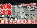 【韓国の横断歩道は命がけ】 英国の激白に反論できず!