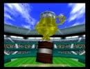 マリオテニス64 トーナメントカップRTA 14分05秒