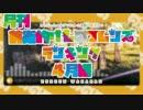 月刊 前衛的けものフレンズランキング 4月編