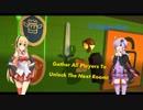 【VOICEROID実況+VR】結月ゆかりと弦巻マキの遊戯 part2 『Rec Room』編