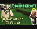 【日刊Minecraft】最強の匠は誰か!?黄昏の森 冒険へGO!6日目【4人実況】