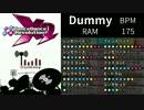 【バンブラP】Dummy 耳コピ【DDR X2】