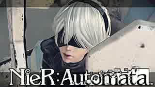 【実況】NieR:Automata 命もないのに、殺し合う。#21