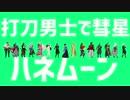 【MMD刀剣乱舞】彗星ハネムーン【打刀男士15振】