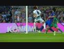 【衝撃の2ゴール!乾貴士】バルセロナ vs エイバル【ゴールシーン版】