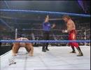 【WWE】カート・アングル&クリス・ベノワvsロス・ゲレロス